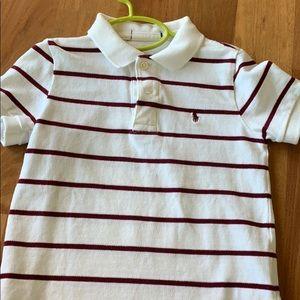 Polo boy shirt